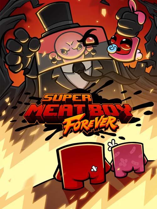 Super Meat Boy Forever (2020) CODEX / Polska wersja językowa