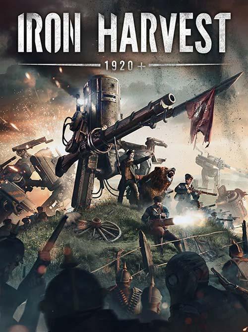 Iron Harvest Deluxe Edition (2020) [v.1.2.2.2395+ DLC ] MULTi13 - ElAmigos / Polska wersja językowa