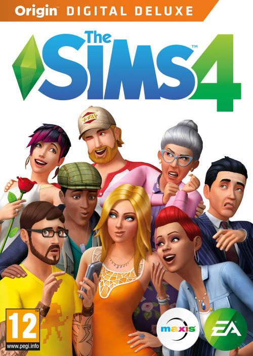 The Sims 4 Digital Deluxe Edition (2014) [Update 1.77.131] ElAmigos / Polska wersja językowa