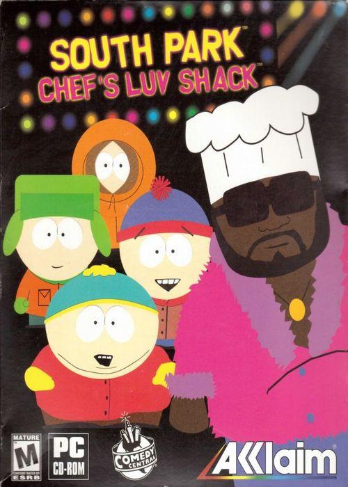 South Park Chefs Luv Shack (1999) FLT