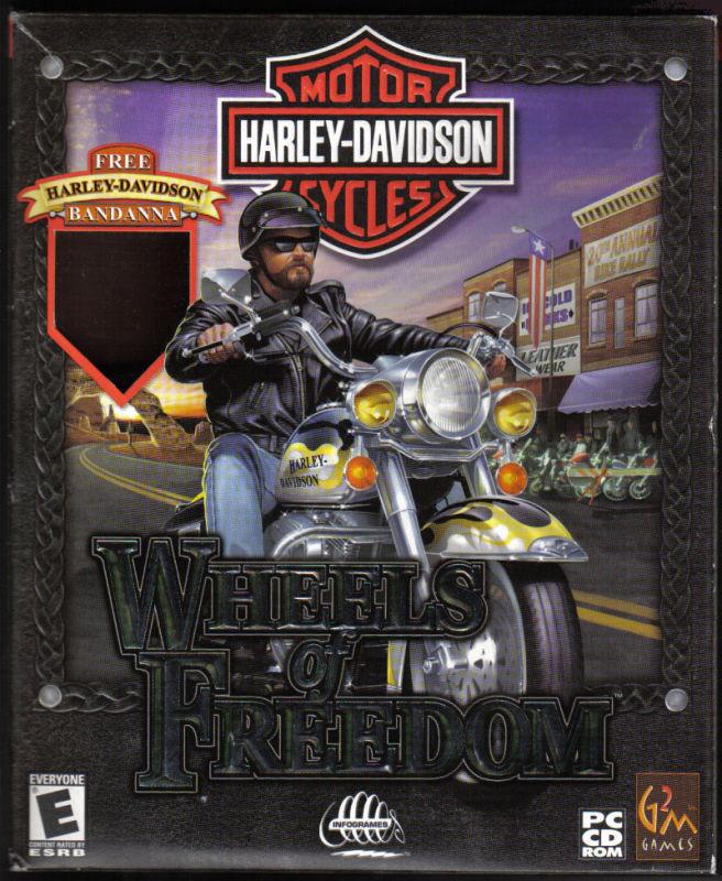 Harley Davidson: Wheels of Freedom (2000) Razor1911