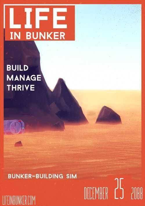 Life in Bunker (2016) SKIDROW