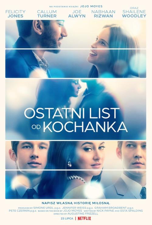 Ostatni list od kochanka / The Last Letter from Your Lover (2021)