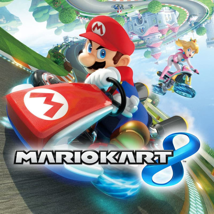 Mario Kart 8 (2014) [Updated to version 4.1 + DLC] MULTi8-ElAmigos