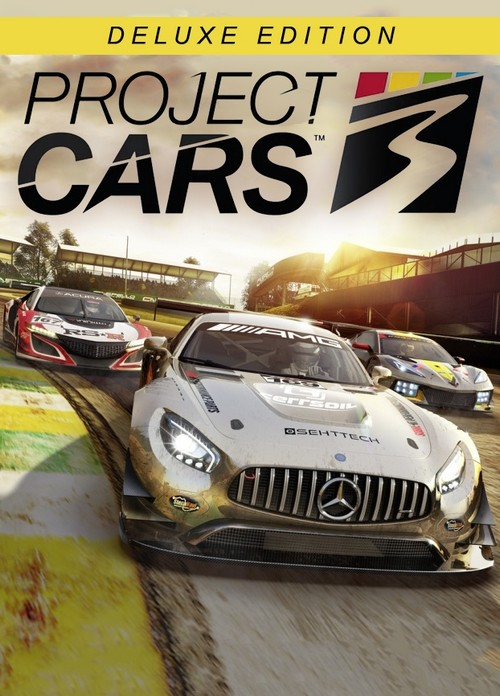 Project CARS 3 Deluxe Edition (2020) [update version 1.0.0.0615 (02.11.2020) + DLC] MULTi13-ElAmigos / Po