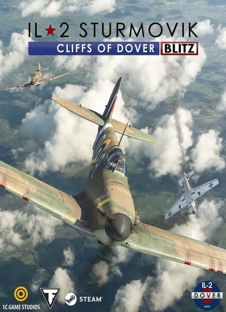 IL-2 Sturmovik: Cliffs of Dover Blitz Edition (2017) [Updated to version 5.024 (30.07.2021) + DLC: Tobruk] MULTi8-ElAmigos / Polska wersja językowa