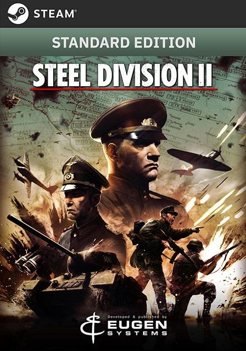 Steel Division 2 Total Conflict Edition (2019) [v.47028 + DLC] MULTi6-ElAmigos