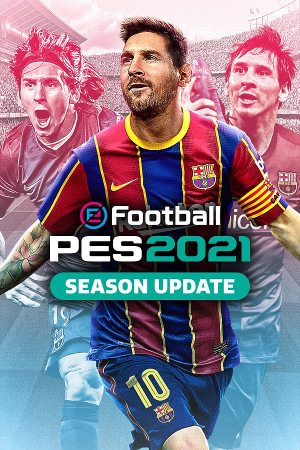 Pro Evolution Soccer 2021 / eFootball PES 2021 (2020) [Updated to version 1.01.00 (01.10.2020)] MULTi17-E