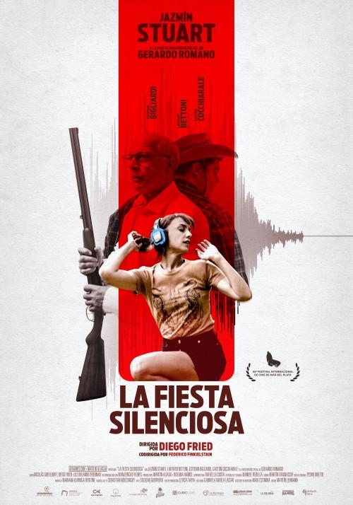 Cicha impreza / La Fiesta Silenciosa (2019) PL.480p.WEB-DL.XviD.AC3-OzW / Lektor PL