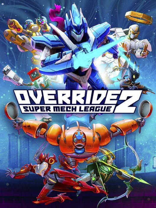 Override 2 Super Mech League (2020) DARKSiDERS