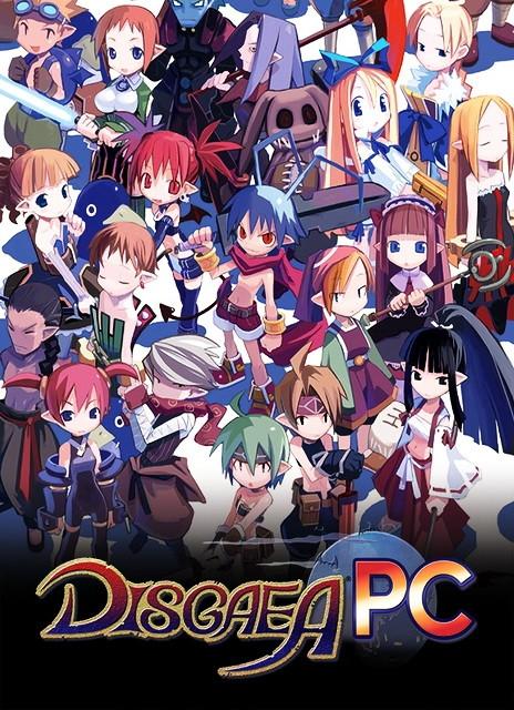 Disgaea PC (2016) PLAZA