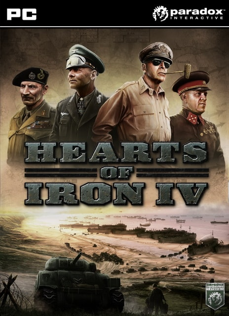 Hearts of Iron IV: Field Marshal Edition (2016) [Updated to version 1.10.1 (15.10.2020) + 31 DLC] ElAmigos / Polska Wersja Językowa