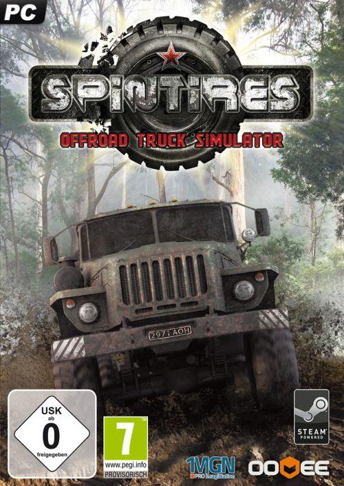 Spintires (2014) CODEX / Polska wersja językowa