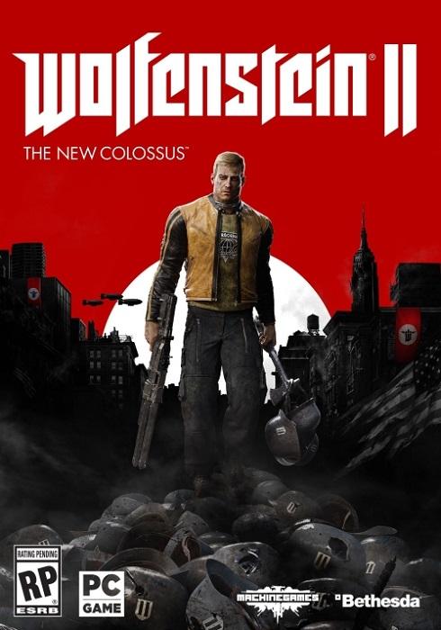 Wolfenstein II: The New Colossus Complete Edition (2017) Update 10 (19.11.2018) + DLC - ElAmigos / Polska wersja językowa