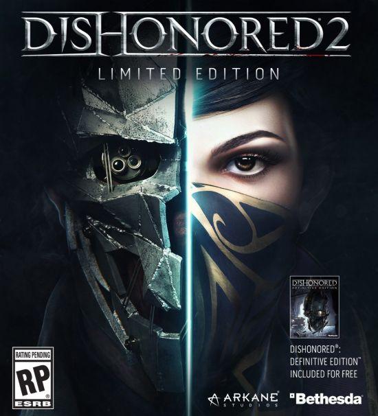 Dishonored 2 (2016) v1.77.9 +DLC - ElAmigos / Polska Wersja Językowa