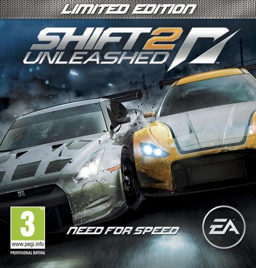 Need for Speed Shift 2: Unleashed - Limited Edition (2011) v.1.0.2.0 + DLC / ElAmigos / Polska wersja językowa