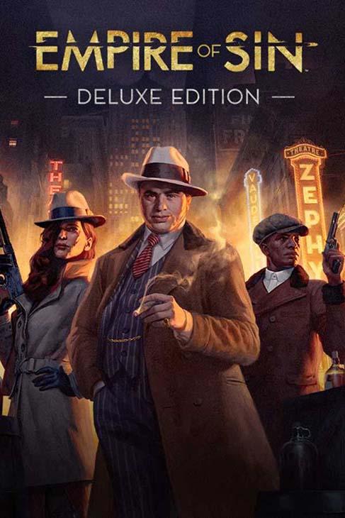 Empire of Sin Deluxe Edition (2020) [Updated till 09.12.2020+ DLC] MULTi9-ElAmigos