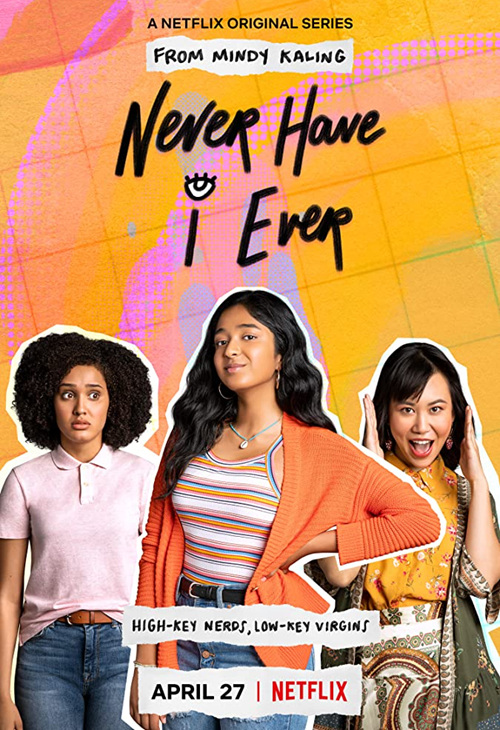 Jeszcze nigdy… / Never Have I Ever (2020)[Sezon 1] PL.480p.NF.WEB-DL.DD5.1.XviD-H3Q / Lektor PL