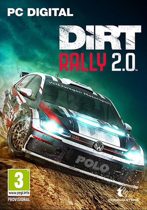 DiRT Rally 2.0 Deluxe Edition (2019) [Updated to version 1.16.0 (28.09.2020) + 62 DLC] MULTi7-ElAmigos  / Polska wersja językowa