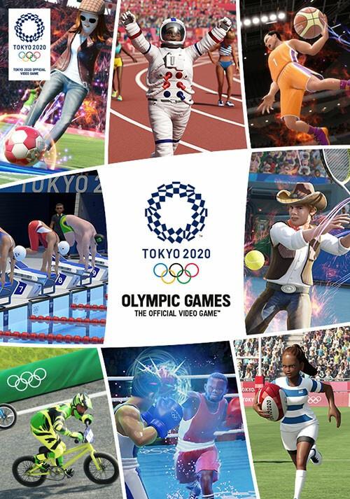 Olympic Games Tokyo 2020 The Official Video Game (2021) FLT / Polska wersja językowa