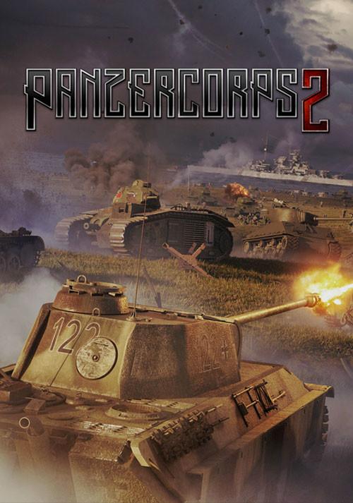 Panzer Corps 2 (2020) [Updated to version 1.1.11 (10.12.2020) + DLC] ElAmigos / Polska wersja językowa